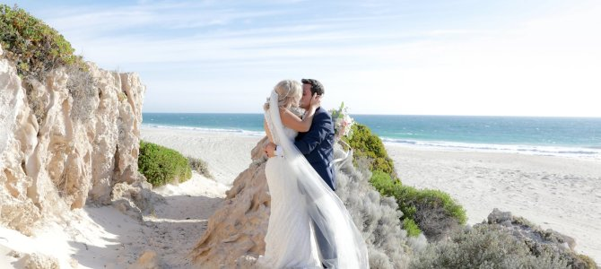 Featured Wedding – Robyn + Frank – Mindarie Marina, Joondalup