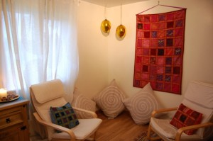 The Counselling Consultation Room at Narberth