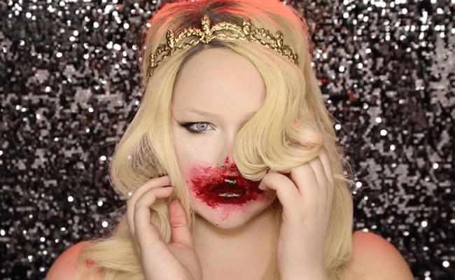 Lady Gaga The Countess Makeup Tutorial Ahs Hotel