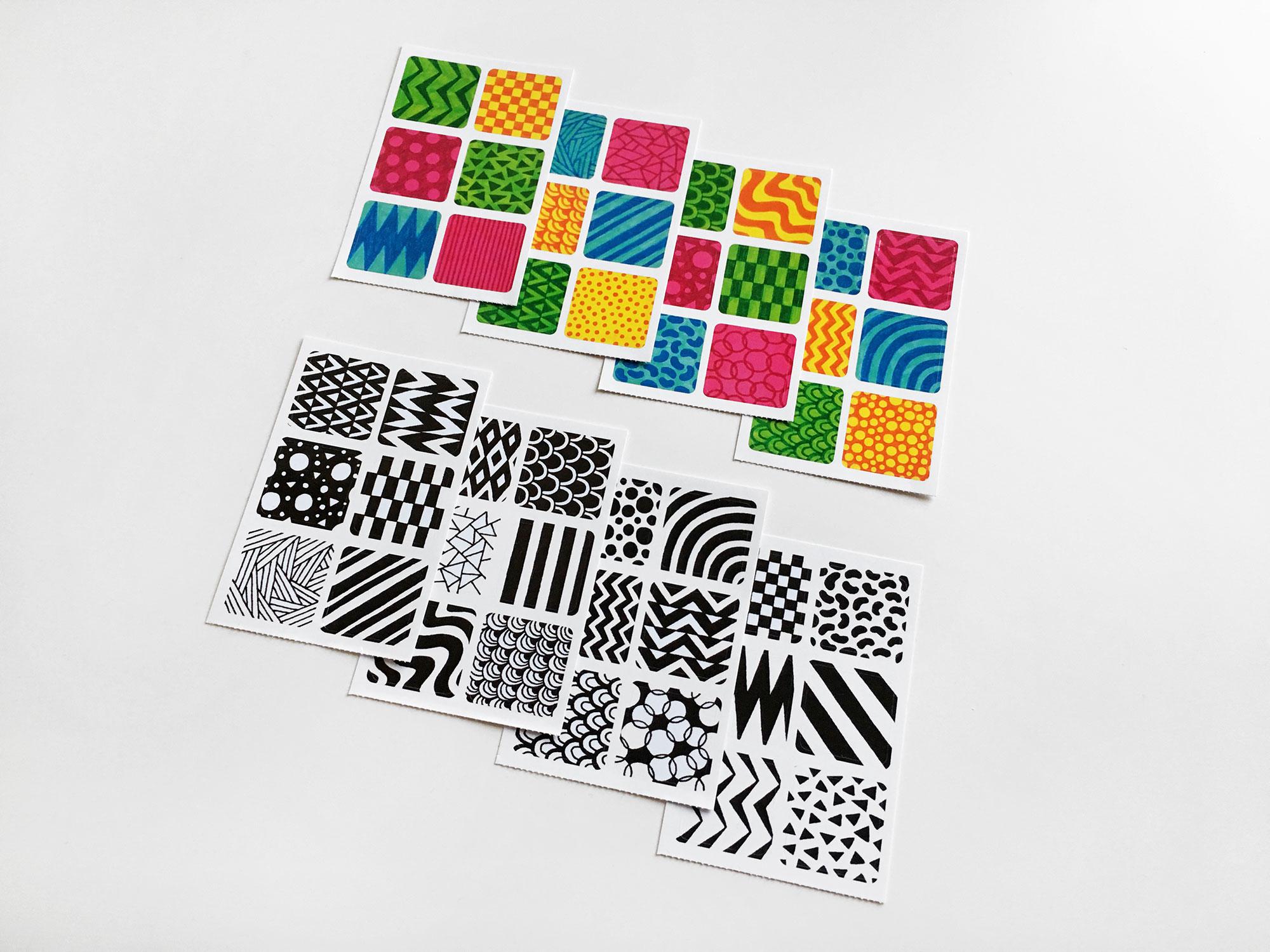 nikki-farquharson-stickersset