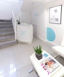 Eden Skin Clinic Reception Design Beauty Salon