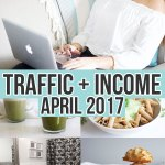 April 2017 Income and Traffic Report