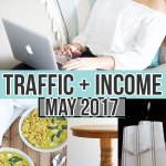 May 2017 Income and Traffic Report