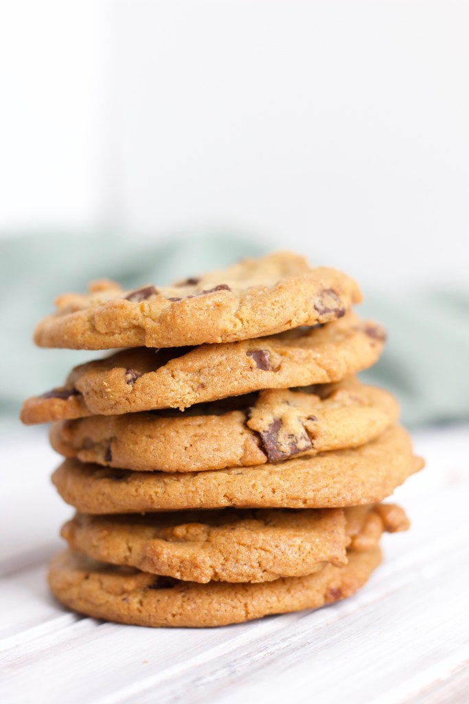 Best Vegan and Gluten Free Chocolate Chip Cookies - Nikki's Plate