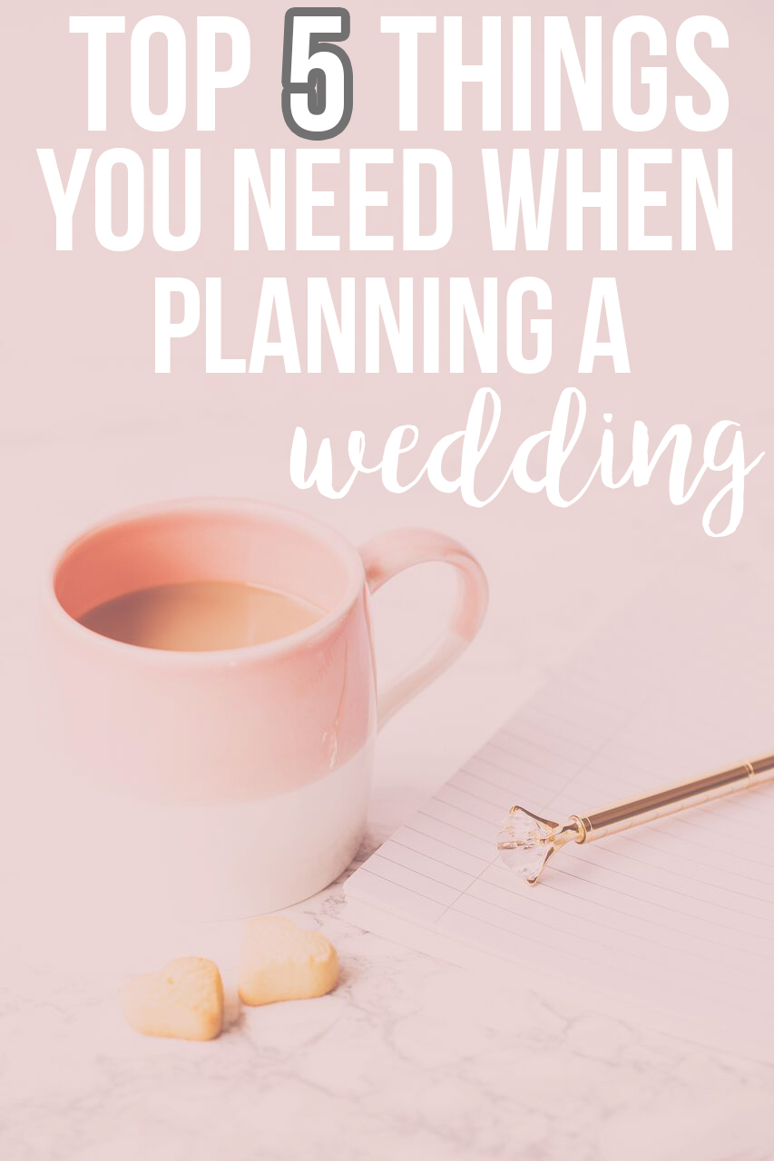Top 5 Things You Need When Planning a Successful Wedding; the most important details you need to include in your wedding plans to have the most successful dream wedding ever!|| Nikki's Plate www.nikkisplate.com