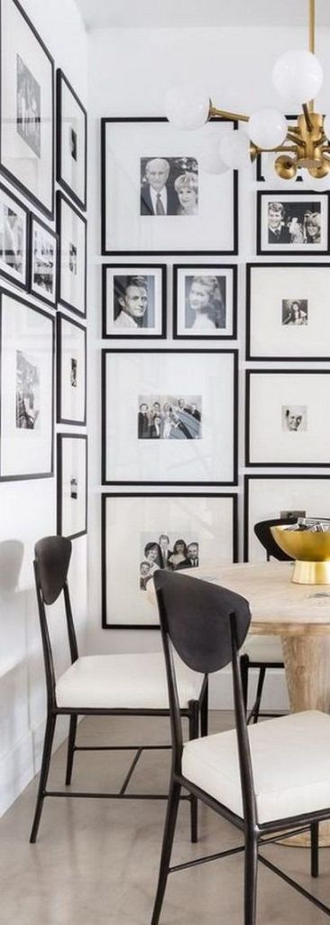 Framed pictures are the best way to add personal touches to your space. From family and friends to artwork and inspiring images, pictures make a house a home