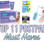 My Top 11 Postpartum Must Haves