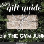 The Gym Junkie Holiday Gift Guide