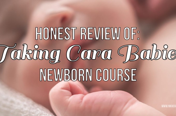 My Honest Review of Taking Cara Babies Sleep Program; We tried TakingCaraBabies and here is what happened! #takingcarababies