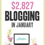 January 2020 Blog Income And Traffic Report: How I Made $2,827 This Month