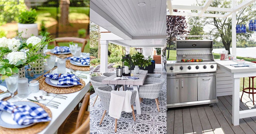 15 Deck Must Haves for Summer Entertaining;