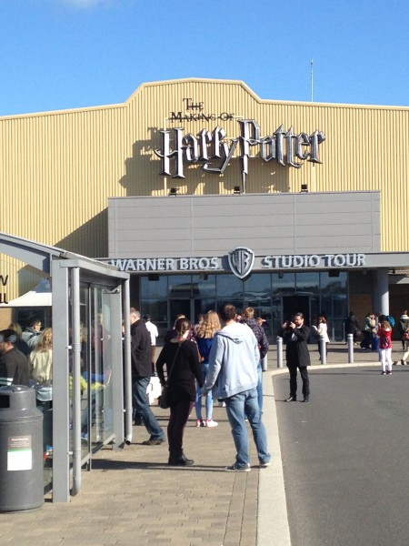 The making of Harry Potter Warner Bros. Studios - Nikki Young Writes