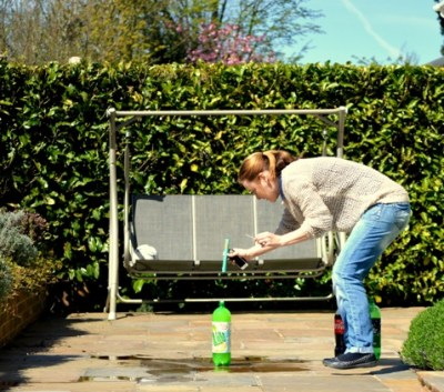 Soda fountain experiment - Nikki Young Writes