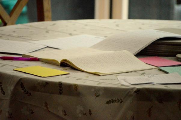 Manuscript planning - Nikki Young Writes