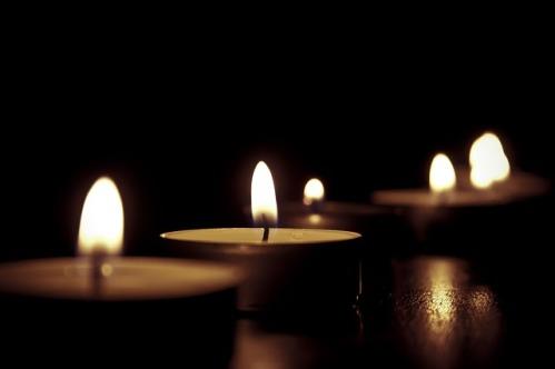 Tea Light Candles - Nikki Young Writes