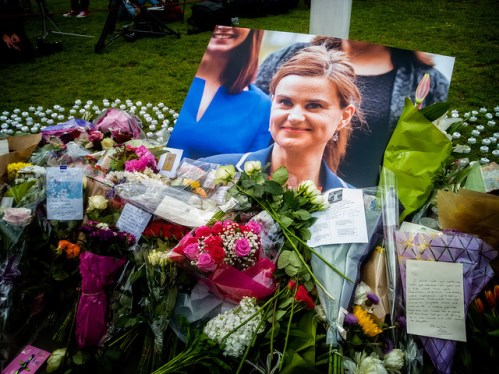 Remembering Jo Cox - Nikki Young