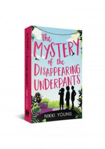 The Mystery of the Disappearing Underpants - Nikki Young