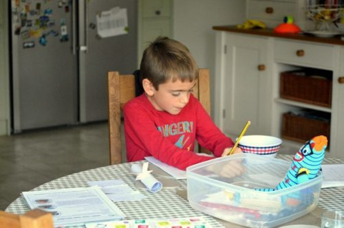 Helping your children to enjoy writing - Nikki Young