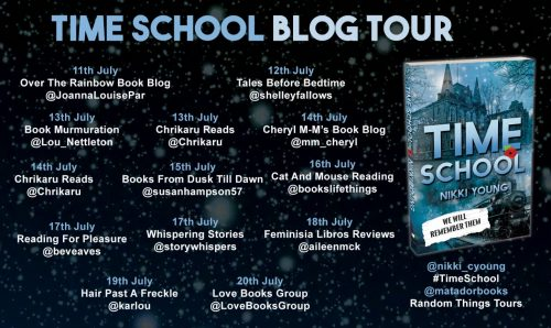 Time School Blog Tour - Nikki Young