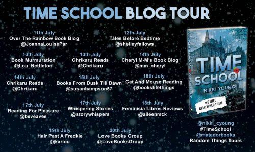 Time School Blog Tour - Nikki Young