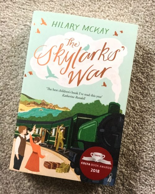Book recommendations for middle grade readers - The Skylarks War - Nikki Young