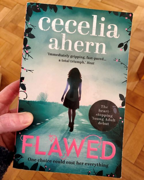 Flawed by Cecilia Ahern - book review - Nikki Young