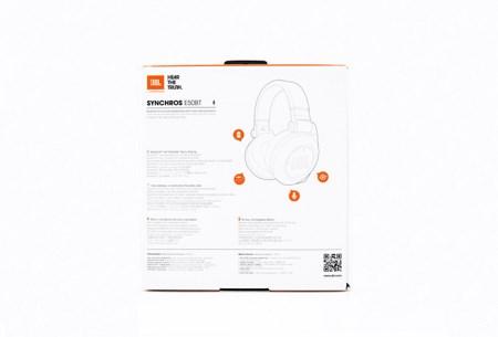 JBL Synchros E50 BT Bluetooth Around-Ear Headphones Review
