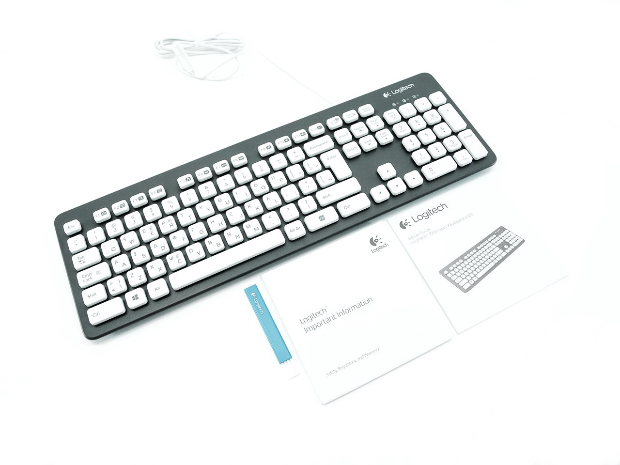 Logitech k310 Washable Keyboard Review