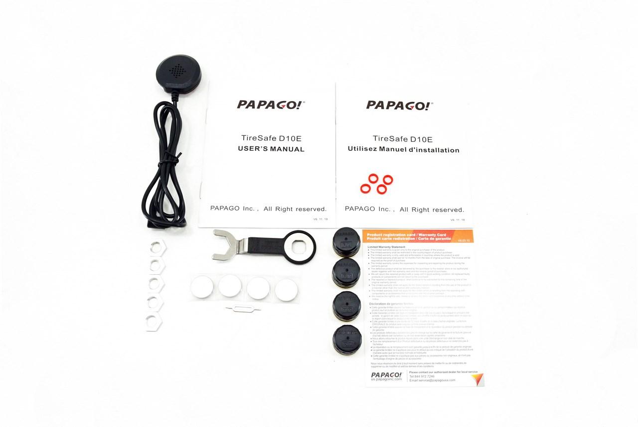 PAPAGO! GoSafe 30G 1080p Dash Camera Review