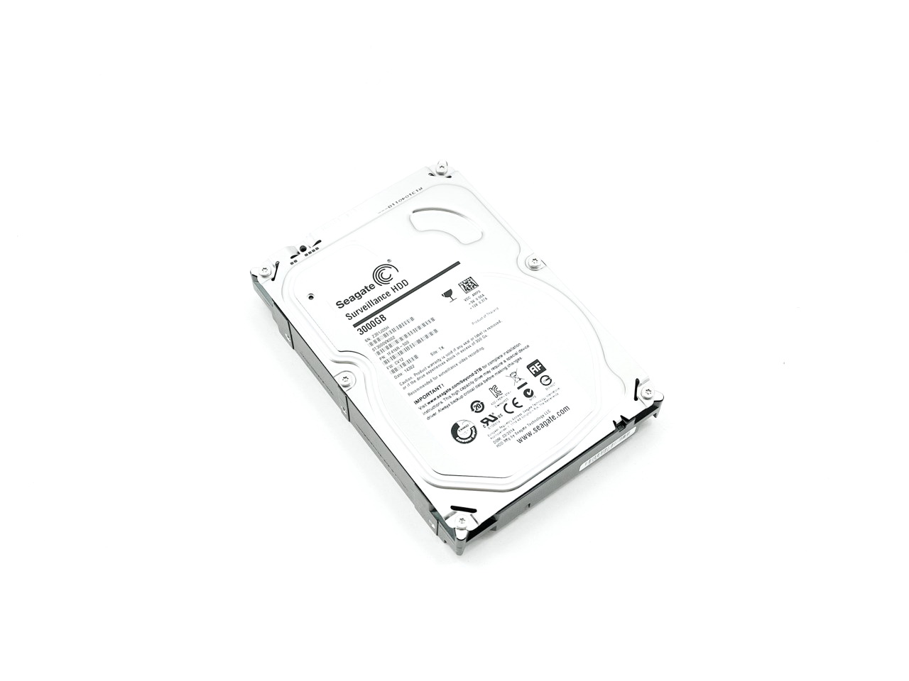 Seagate Surveillance 3TB SATA III HDD Review