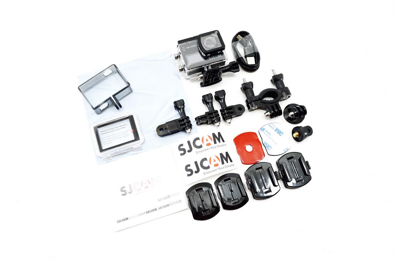 SJCAM SJ6 Legend 4k Action Camera Review
