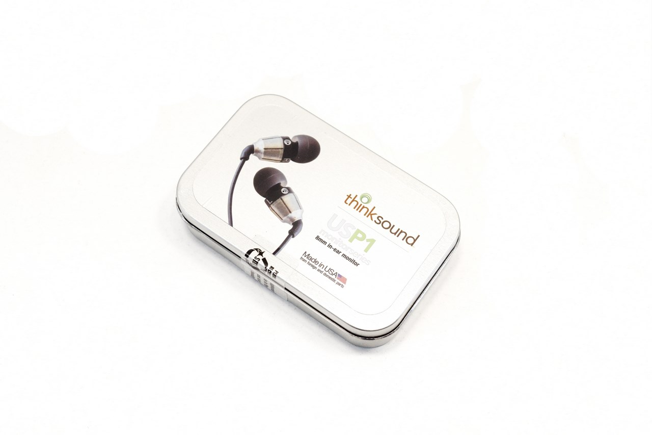 Thinksound USP1 Monitor Series In-Ear Headphones Review