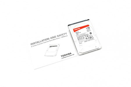 Toshiba L200 1TB 2.5-inch Internal Hard Drive Review