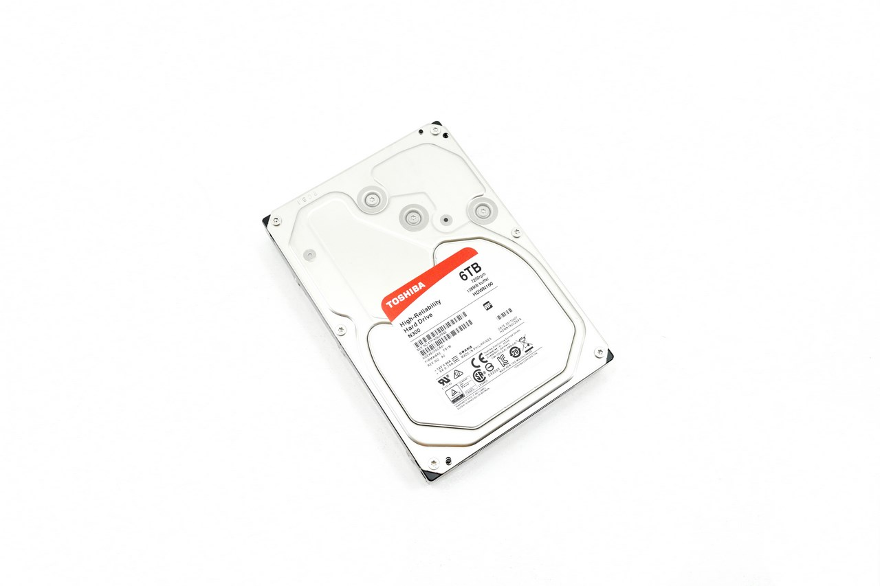 Toshiba N300 6TB High Reliability Hard Drive For NAS Review