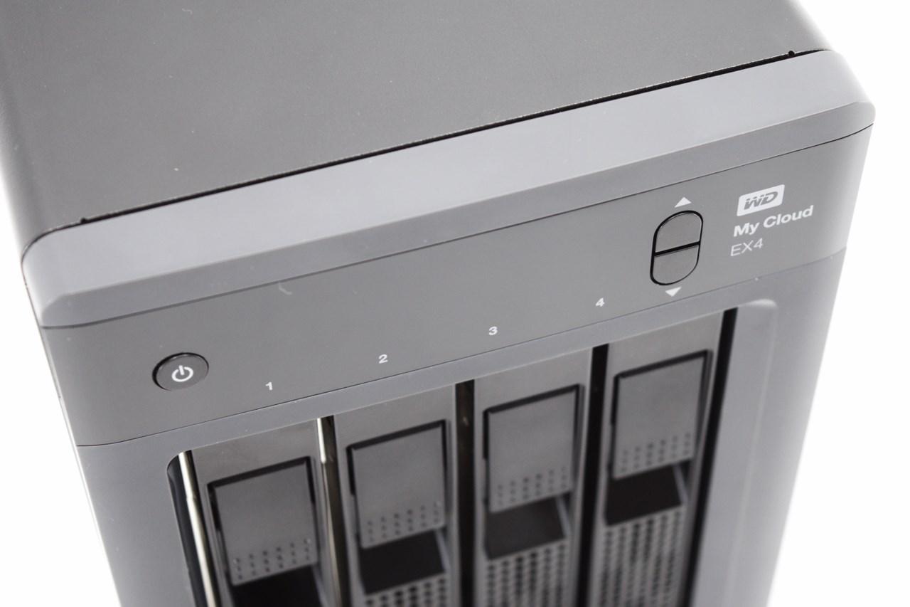WD My Cloud EX4 8TB NAS Server Review