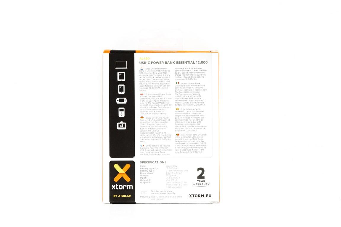 Xtorm AL450 Power Bank Essential 12.000mAh Review