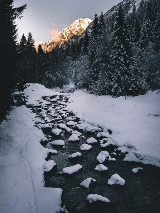 Alpen-Fotografie-Landschaft-Winter-