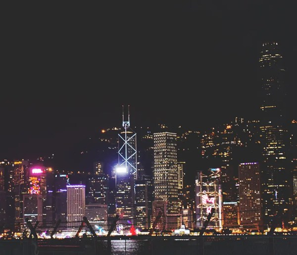 Iconic Hong Kong Skyline