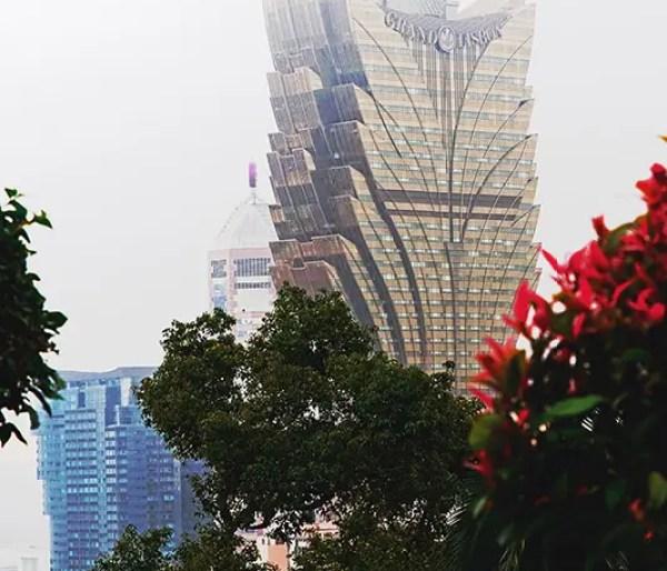 Grand Lisboa Hotel, Macau Macao