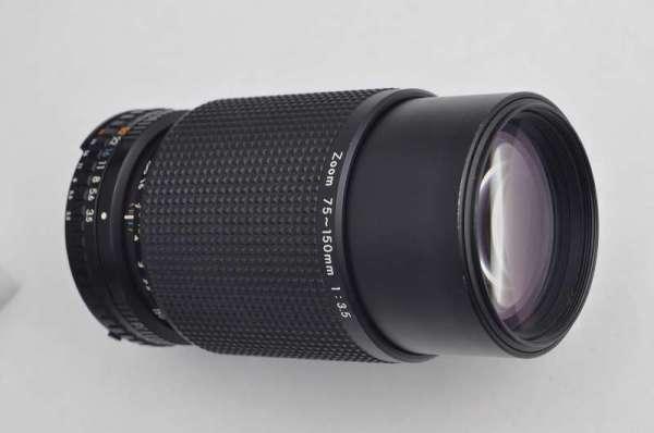 Nikon 75-150mm Serie E Zoom 3.5 - AIS Zustand A/A+