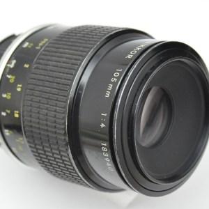 Nikon Micro Nikkor 105mm 4.0 AI Fundgrube