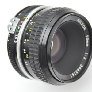 Nikon Nikkor 50mm 2.0 AI - Ganzmetallkonstruktion - Zustand A/A+