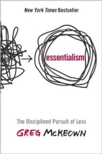 Essentialis by George McKeown
