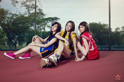 Bubble Pop Theme PhotoShoot by Milo Heng Photography
