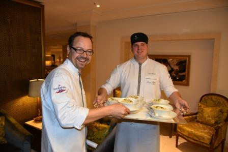 Hotel Adlon Kempinski Berlin Bundespresseball 2016  Gourmetwelten  Das Genussportal