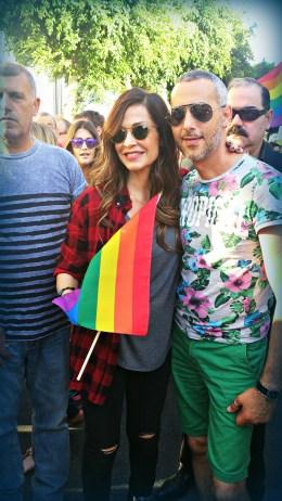 Anna Vissi, Gay Pride Cyprus, Κύπρος, Άννα Βίσση, Nikos On Line, nikosonline.gr