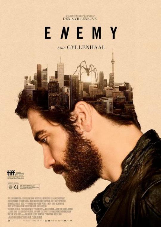 """Enemy"" [Ο άνθρωπος αντίγραφο]"