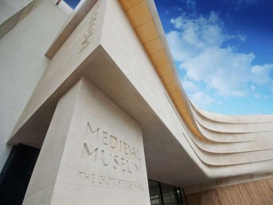 Το Medieval Museum στην Ιρλανδία