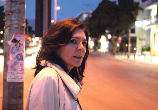 Αμάντα Μιχαλοπούλου