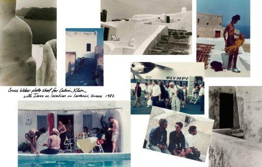 Σαντορίνη, 1982, Bruce Weber & Calvin Klein, Tomás Hintnaus, ΕΣΩΡΟΥΧΑ, Santorini, TO BLOG ΤΟΥ ΝΙΚΟΥ ΜΟΥΡΑΤΙΔΗ, nikosonline.gr